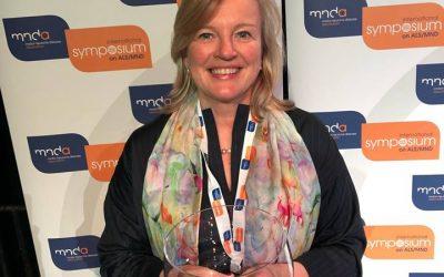 Dr. Angela Genge, récipiendaire du prix Forbes Norris